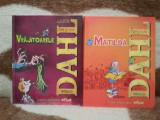 MATILDA/VRAJITOARELE-ROALD DAHL (2 VOL), Roald Dahl