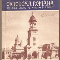 Biserica Ortodoxa Romana -buletin oficial 1968