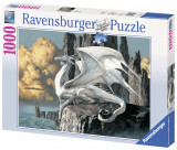 Puzzle Dragon, 1000 piese - VV25191, Ravensburger