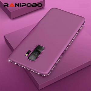 Husa silicon Diamond Samsung Galaxy S9 / Note 8