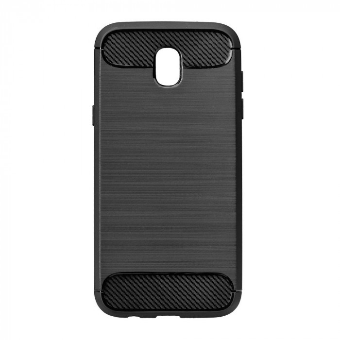 Husa Samsung Galaxy J3 2017 Forcell Carbon Neagra Carbon - CM10951