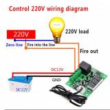 Termostat digital HX - W1209 / Controler regulator temperatura