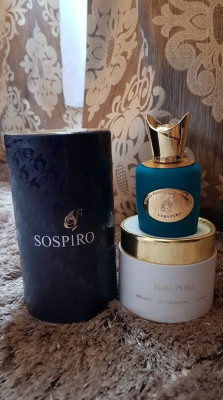 Parfum Tester Sospiro Erba Pura 100ml |Sigilat foto