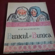 BARBU STEFANESCU DELAVRANCEA - BUNICUL SI BUNICA