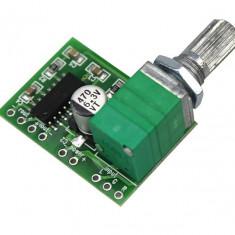 Modul amplificator audio clasa D PAM8403 2x3W