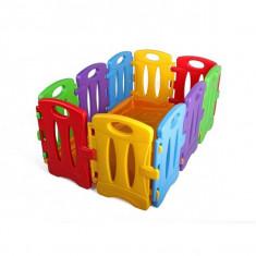 Spatiu de joaca modular multicolor