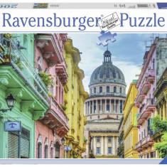Puzzle Cuba, 2000 piese - VV25244, Ravensburger