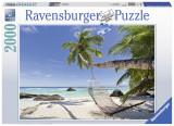 Puzzle Hamac pe plaja, 2000 piese - VV25250