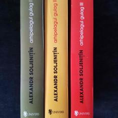 Arhipelagul Gulag - Aleksandr Soljenitin (3 vol.)
