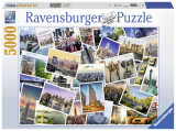 Puzzle New York City , 5000 piese - VV25264