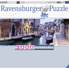Puzzle Panorama Venetia, 2000 piese - VV25243, Ravensburger