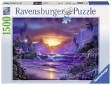 Puzzle Rasarit paradis, 1500 piese - VV25239