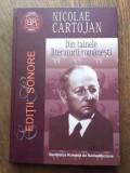 Din tainele literaturii romanesti(1930-1944) Nicolae Cartojan+ CD