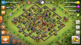 CONT CLASH OF CLANS LEVEL 152 TH 10+CLASH ROYALE CHALLENGER 2