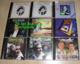 CD Ioana Radu,Tibi Ceia,Autentic,Nicolae Furdui Iancu,Angela Similea, 20 bucata