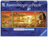 Puzzle Ffrica, 1000 piese - VV25224, Ravensburger