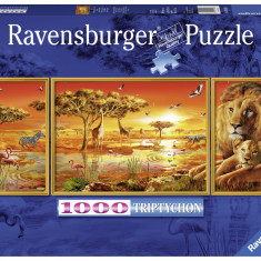 Puzzle Ffrica, 1000 piese - VV25224