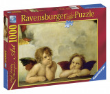 Puzzle Raffaello, 1000 piese - VV25229, Ravensburger
