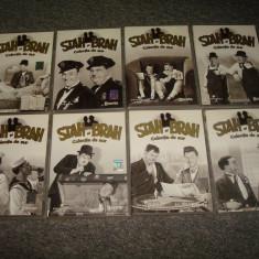STAN si BRAN filme comedie DVD Colectia de aur/colectie film comedie clasic, Romana