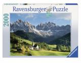 Puzzle Muntii Dolomiti, 2000 piese - VV25249