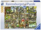 Puzzle Orasul bizar, 5000 piese - VV25262