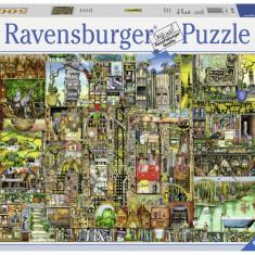 Puzzle Orasul bizar, 5000 piese - VV25262, Ravensburger