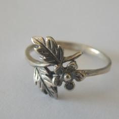 Inel argint vintage -66