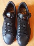 Pantofi sport de piele Puma, 41, Negru