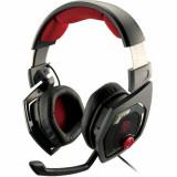 Casti ThermalTake Tt eSports Shock 3D 7.1 Surround , Gaming , Negru rosu, USB
