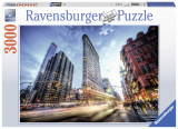 Puzzle Flatiron, 3000 piese - VV25260, Ravensburger