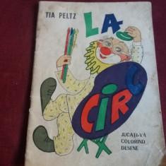 TIA PELTZ - LA CIRC
