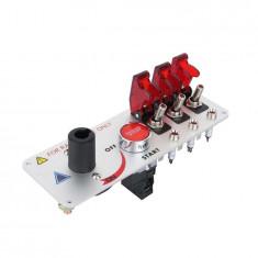Panou pornire motor cu trei intrerupatoare