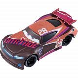Masinuta Disney Cars 3 - Tim Treadless, Scara 1:55, Mattel