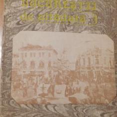 Bucurestii de altadata de Constantin Bacalbasa Vol 1 (1871 - 1877)