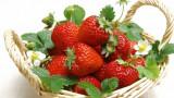Palinca de căpșuni