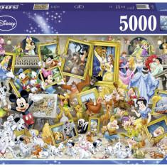 Puzzle Lumea Disney, 5000 piese - VV25263, Ravensburger