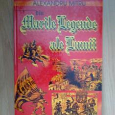 h5 Din Marile Legende Ale Lumii - Alexandru Mitru