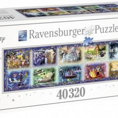 Puzzle Disney, 40320 piese - VV25269, Ravensburger