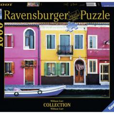 Puzzle Burano, 1000 piese - VV25216, Ravensburger