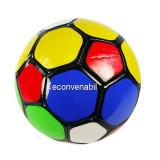 Minge Fotbal Multicolora 330gr Piele Sintetica CXY270