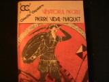 VINATORUL NEGRU-PIERRE VIDAL NAQUIET-COL. CLEPSIDRA-TRAD. ZOE PETRE-541 PG-, Alta editura