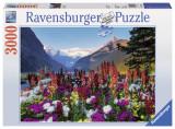 Puzzle Muntele inflorat, 3000 piese - VV25254