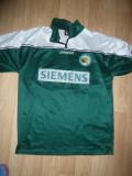 Tricou al Echipei Fotbal Sachsen Leipzig 1990 mas.XXL nr 18 Jucator Werner