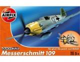Macheta Avion De Construit Messerschmitt Bf109e, Airfix