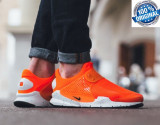 "ORIGINALI 100 % ! Nike SOCK DART SE ""ORANGE"" nr 40"