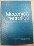 MECANICA TEORETICA--CAIUS IACOB