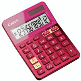Calculator de birou Canon LS-123K-MPK EMEA DBL Pink