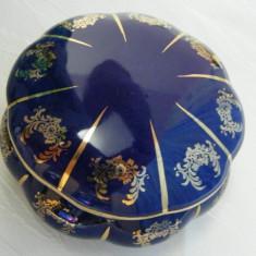 Bomboniera Gold Kobalt Chodziez , Made in Poland