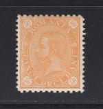 CIFRA IN 4 COLTURI FILIFRAN PR 1894 - 50 BANI MNH, Nestampilat