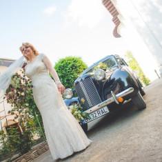 Rochie de mireasa Mirandi, marimea 40, in stare foarte buna., Rochii de mireasa sirena